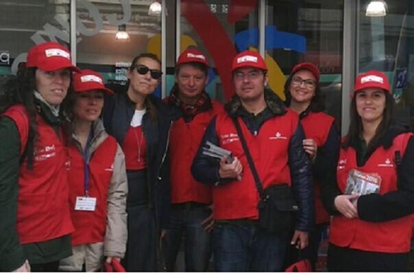Cerca de 900 personas participan en la rutas gratuitas realizadas por los alumnos de promoción turística.