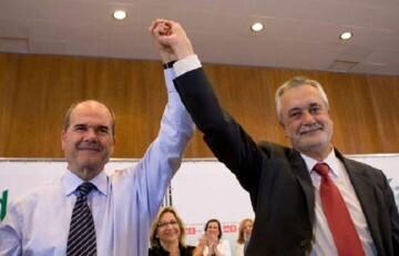 Citan como investigados a declarar por los ERE andaluces a Manuel Chaves y a José Antonio Griñán.