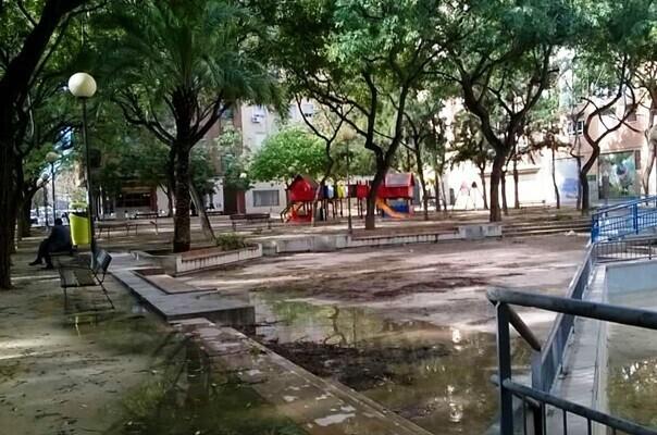 Ciudadanos de Valencia logra una nueva licitación del parque Manuel Granero donde se potencie la accesibilidad.