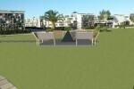 Comienzan las obras para la construcción de un segundo depósito subterráneo de cenizas en el cementerio general.