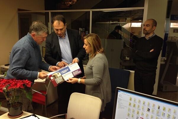 Dipcas abre un punto de información del Plan de Rehabilitación de Vivienda en Benicàssim.