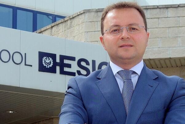 ESIC nombra a Eduardo Gómez Martín nuevo director general para liderar su nueva estrategia de crecimiento.