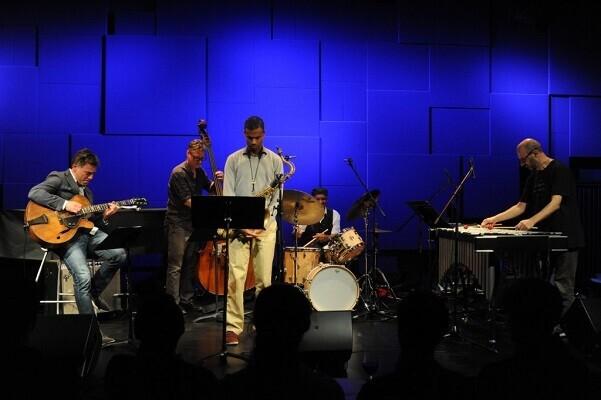 El 'dream team' de Jorge Rossy abre el V Ciclo de Jazz en Primavera.