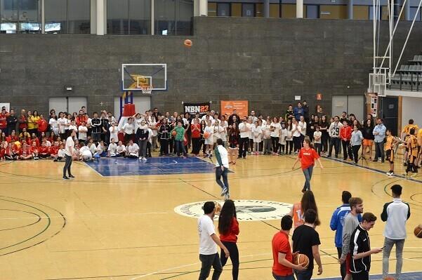 El CB Leganés se impone en el Torneo Nacional de Baloncesto 'Anna Montañana' con una ajustada victoria.