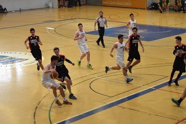 El CB Leganés y CB Moixent finalistas del Torneo Nacional de Baloncesto 'Anna Montañana'.