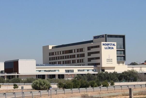 El Hospital de Llíria inicia la actividad en Urgencias de traumatología.