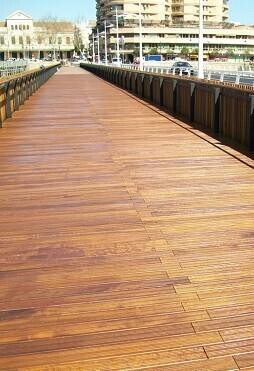 El Pont de Fusta.