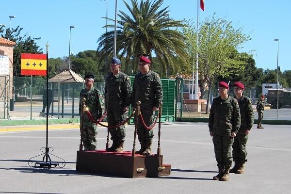 El Teniente General Varela asume el mando del cuartel general de la OTAN de Bétera.