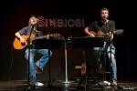 El ciclo de conciertos 'Canço' reúne en el Palau a cantautores y músicos valencianos. (Foto-Ximo Bueno).