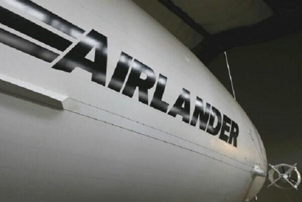 El dirigible más largo del mundo se prepara para primer vuelo en primavera.