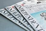 El histórico diario The Independent publicó ayer su última edición en papel.