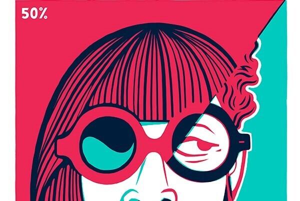 El ilustrador valenciano Lawerta creará la imagen del Festival La Cabina 2016.