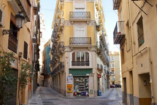 El nuevo portal de la Valencia Film Office pretende abrir la ciudad a la industria cinematográfica internacional.