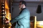 El organista Francisco Amaya interpreta en el Palau la música de Órgano europea de los siglos XVI al XIX.