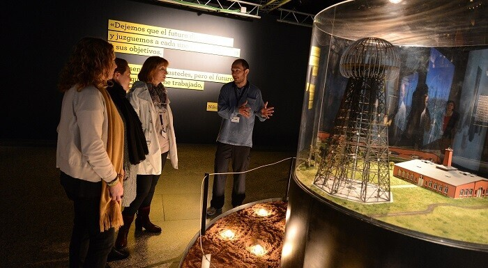 El precio es de 2,50 euros, además de la entrada al Museu de les Ciències.