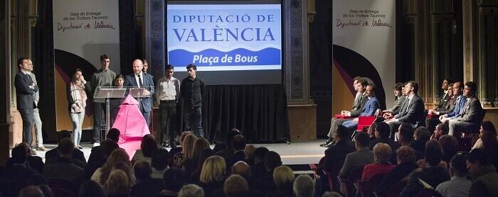 Entrega trofeos taurinos 2015. (Foto-Abulaila).
