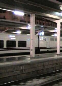 Estación del Norte en Valencia.