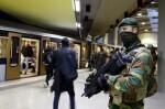 Estado Islámico se atribuye los atentados en Bruselas.