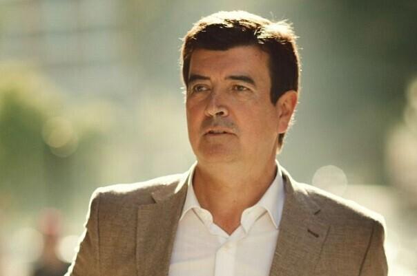 Fernando Giner (C's)- 'A Ribó le condiciona su ideología'.