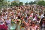 Fiesta deportiva en Valencia, vuelve la Holi Run.