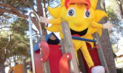 Foto Rogi en Parque infantil Mini