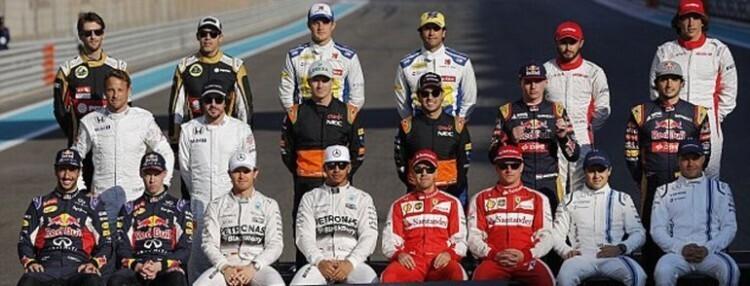 Foto de un Gran Premio de F-1. (Foto-AP).