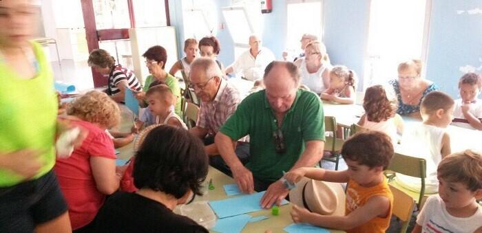 Habrá diferentes talleres como risoterapia, taller de arcilla, de danza, cuentacuentos o cocina.