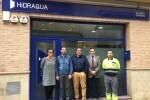 Hidraqua traslada su oficina de Ribarroja a la Calle Mayor, 20.