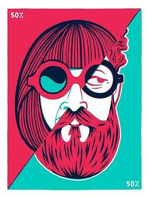 Jorge Lawerta es ilustrador desde 2011.