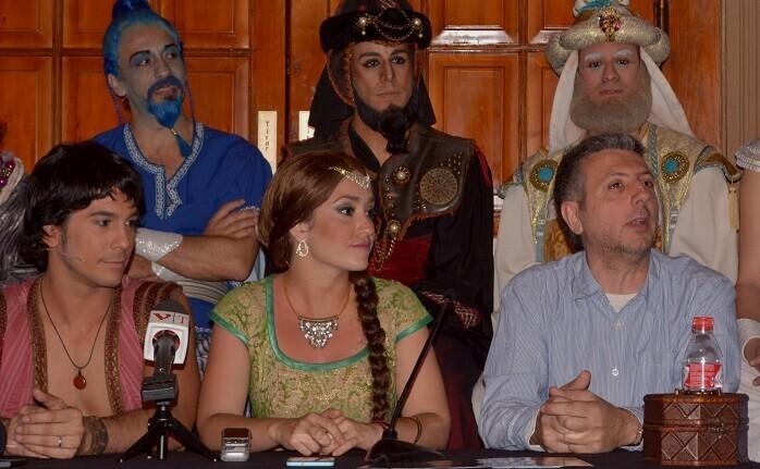José Gasent, Erika Bleda y José Tomás Chàfer.