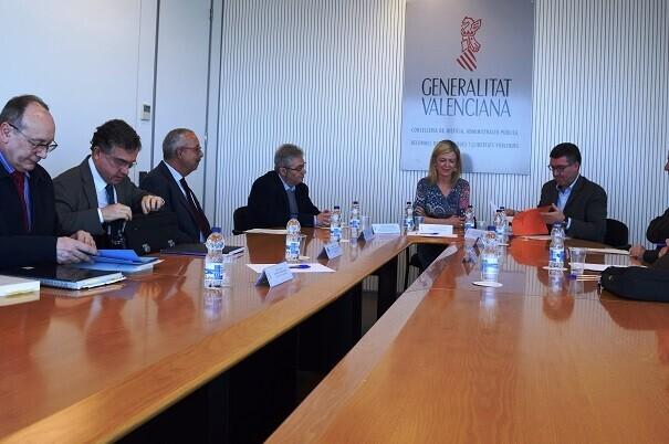 Justicia constituye la Comisión de Estudio para la reforma de la Función Pública Valenciana.