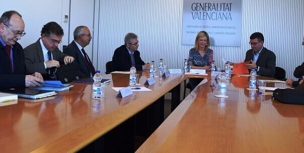 La Comisión está compuesta por un presidente, un coordinador y seis vocales.
