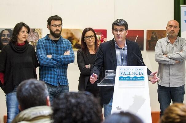 La Diputación crea una comisión de investigación para determinar las responsabilidades políticas del caso Taula. (Foto-Abulaila).