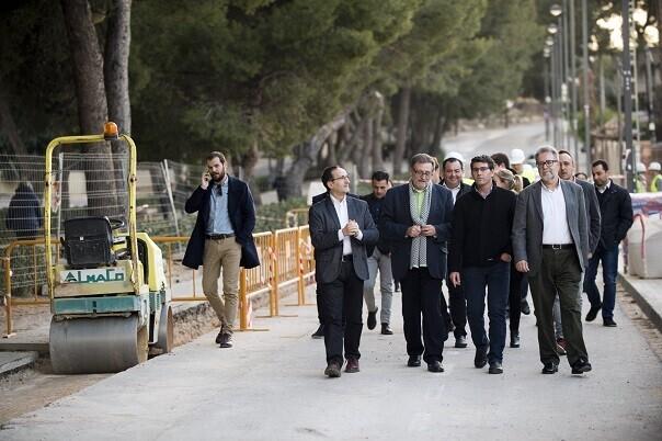 La Diputación invierte 3 millones en las obras del Plan de Inversiones Sostenibles en Torrent. (Foto-Abulaila).
