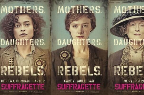 La Filmoteca de CulturArts celebra el Día de la Mujer Trabajadora con 'Sufragistas', de Sarah Gavron.