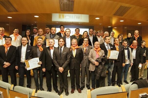 La Gala de FOTUR muestra el potencial de la industria del ocio en la economía valenciana.