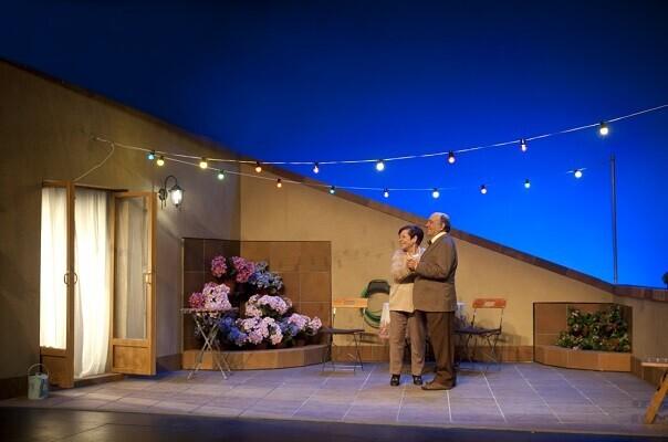 La compañía La Dependent reflexiona sobre el ocaso del amor con el estreno de 'Jordi i Lola'.