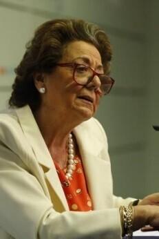 La comparecencia este martes de la exalcaldesa de Valencia ante la prensa no ha sentado por igual en el PP.