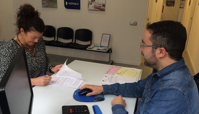 La recién inaugurada oficina está adaptada para discapacitados y se encuentra en pleno centro de la localidad.