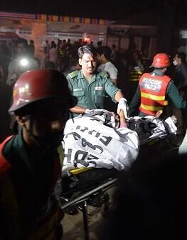 Las autoridades creen que puede aumentar el número de víctimas.