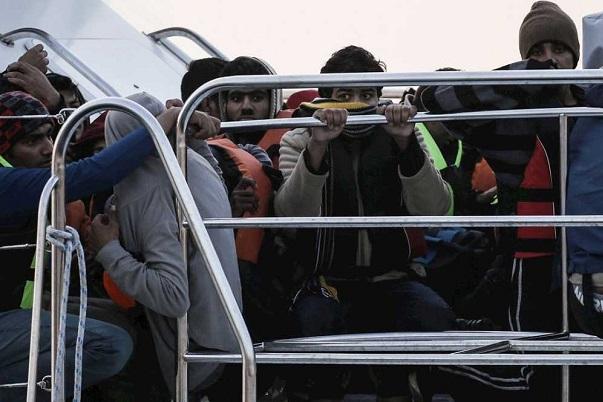 Llegan a las islas griegas más de 1.600 personas en 24 horas.