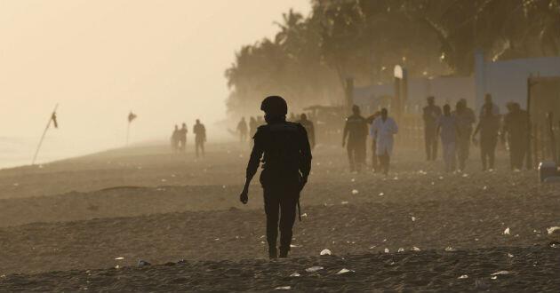 Los ataques dejaron 16 muertos en el complejo del balneario Gran-Bassam.