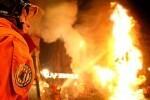 Los bomberos del Consorcio Provincial de Valencia supervisarán más de 500 monumentos falleros.