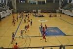 Más de 3.000 personas de toda España se dan cita en el Torneo Nacional de Baloncesto 'Anna Montañana' que se disputa en Valencia.