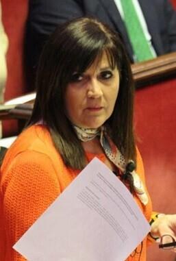 María Dolores Jiménez, concejal de Ciudadanos.