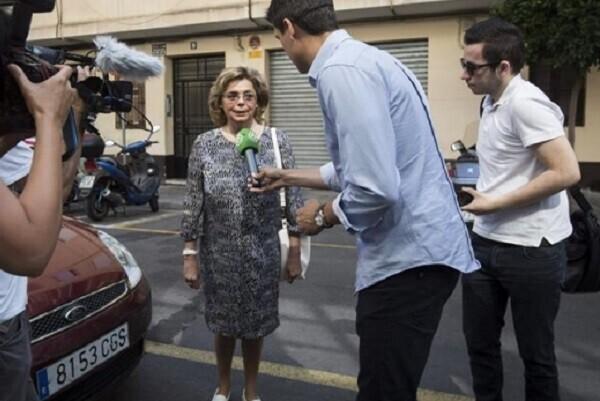 María José Alcón reconoce en una grabación telefónica que el PP estaba blanqueando dinero.