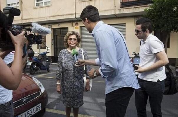 María José Alcón será procesada por fraude a Hacienda.