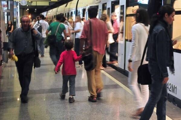Metrovalencia ofrecerá 140 horas ininterrumpidas de servicio de metro y tranvía del 15 al 20 de marzo.