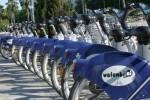 Movilidad Sostenible retrasa el desmontaje de las paradas de Valenbisi afectadas por las Fallas.