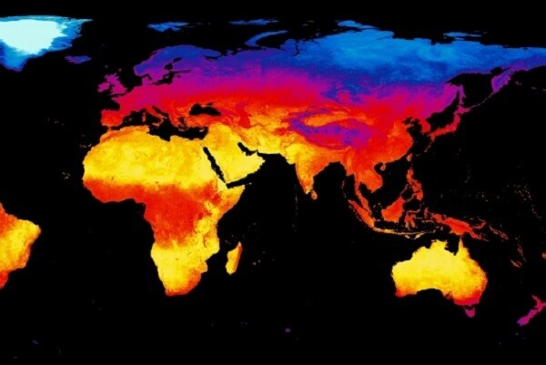 Nuevo récord histórico en la temperatura de la Tierra con aumentos superiores a 1ºC.
